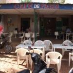 bobo - breakfast spot; cafe de paris