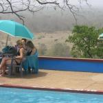 mole np - pool area with view of wildlife